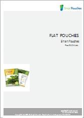 Flat pouches brochure.