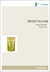Retort stand up pouches brochure.