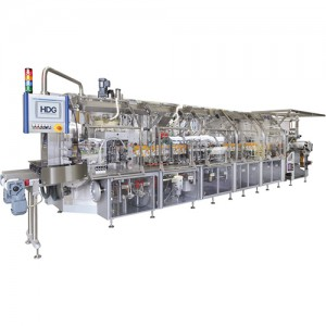 Smart Pouches supply a wide range of pouch filling machines to accommodate low, high or non-stop production line.