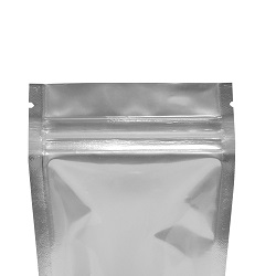 Smart Pouches provides reclosable or resealable zippers as pouch features and options (Add-ons)